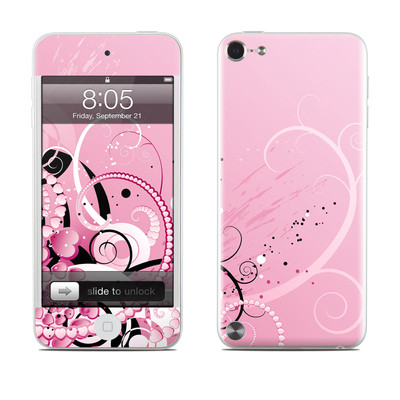 iPod Touch 5G Skin - Her Abstraction