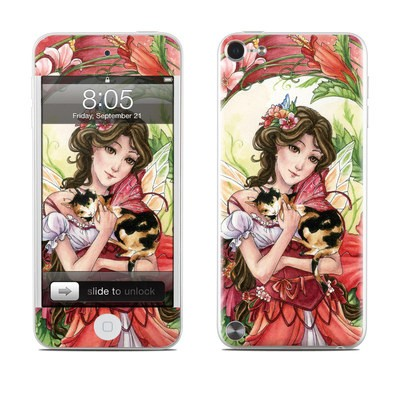 iPod Touch 5G Skin - Hibiscus Fairy