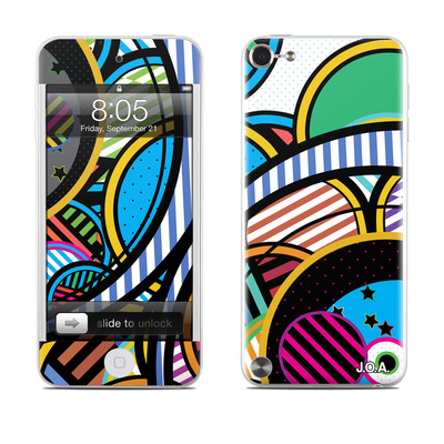 iPod Touch 5G Skin - Hula Hoops