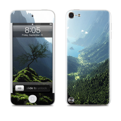 iPod Touch 5G Skin - Highland Spring