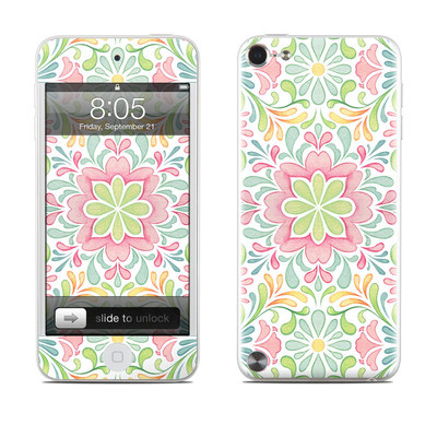 iPod Touch 5G Skin - Honeysuckle