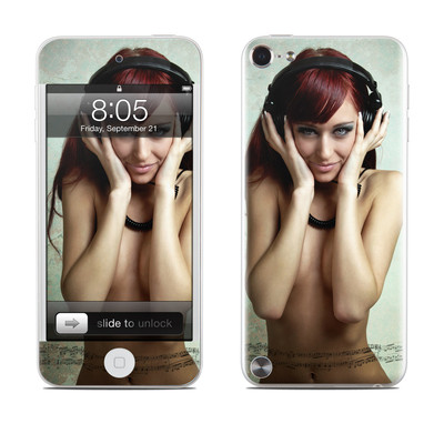 iPod Touch 5G Skin - Headphones