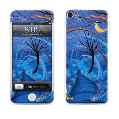 iPod Touch 5G Skin - Ichabods Forest