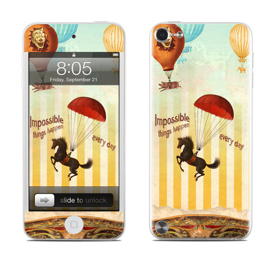 iPod Touch 5G Skin - Impossible