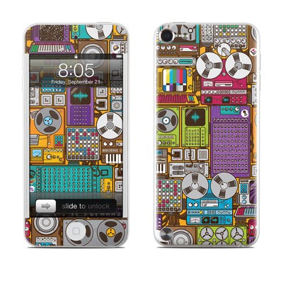 iPod Touch 5G Skin - In My Pocket
