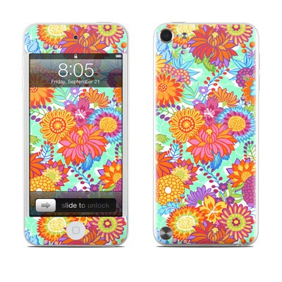 iPod Touch 5G Skin - Jubilee Blooms