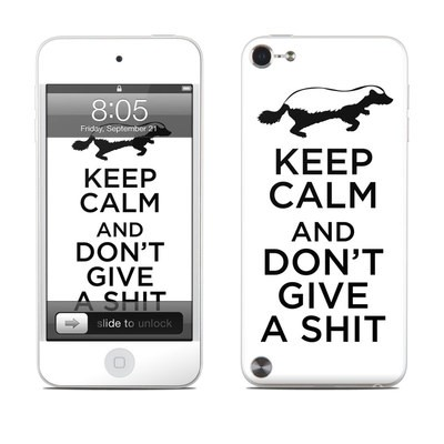 iPod Touch 5G Skin - Keep Calm - HB