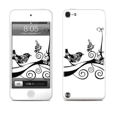 iPod Touch 5G Skin - Little Curly