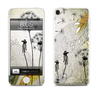 iPod Touch 5G Skin - Little Dandelion