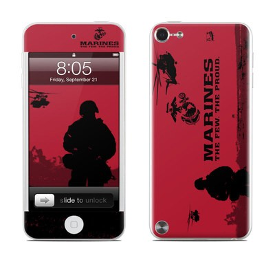 iPod Touch 5G Skin - Leadership
