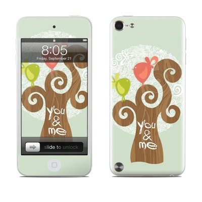 iPod Touch 5G Skin - Two Little Birds