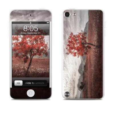 iPod Touch 5G Skin - Lofoten Tree