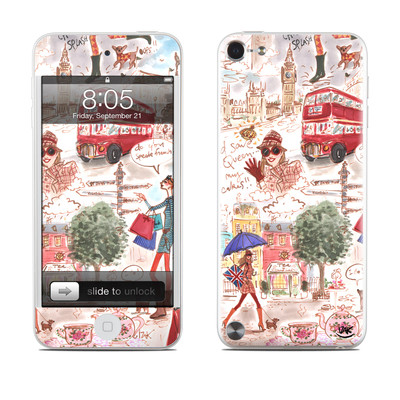 iPod Touch 5G Skin - London