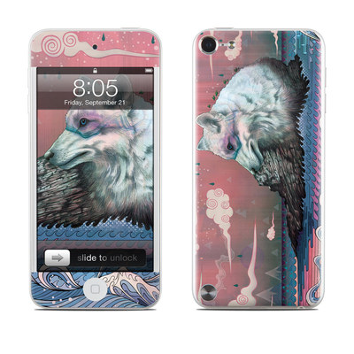 iPod Touch 5G Skin - Lone Wolf