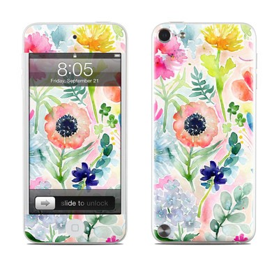 iPod Touch 5G Skin - Loose Flowers