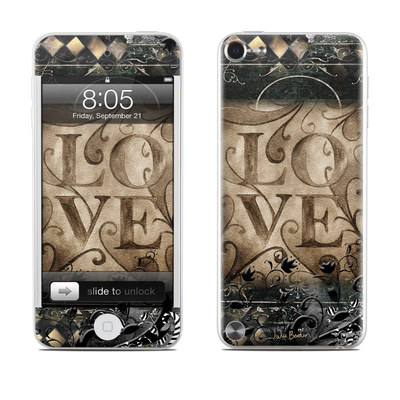 iPod Touch 5G Skin - Love's Embrace