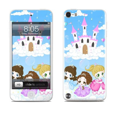 iPod Touch 5G Skin - Little Princesses