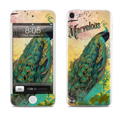 iPod Touch 5G Skin - Marvelous