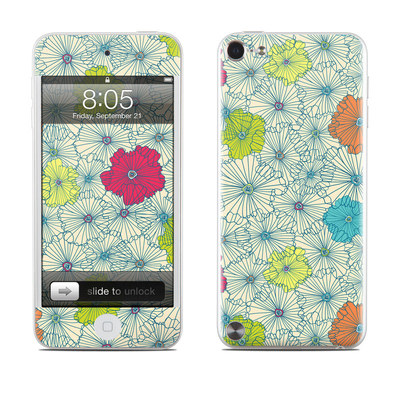 iPod Touch 5G Skin - May Flowers