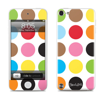 iPod Touch 5G Skin - Multidot