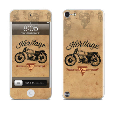 iPod Touch 5G Skin - MotoGP Heritage