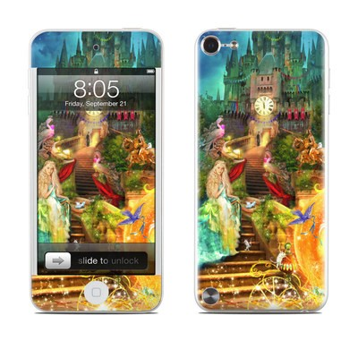iPod Touch 5G Skin - Midnight Fairytale