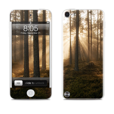 iPod Touch 5G Skin - Misty Trail