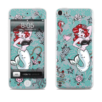 iPod Touch 5G Skin - Molly Mermaid