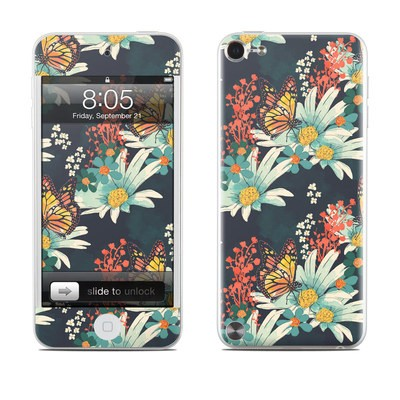iPod Touch 5G Skin - Monarch Grove