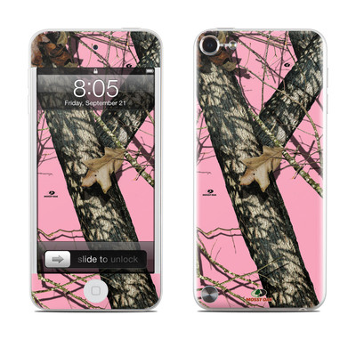 iPod Touch 5G Skin - Break-Up Pink