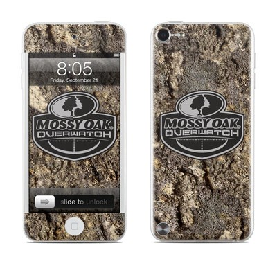 iPod Touch 5G Skin - Mossy Oak Overwatch