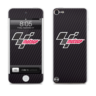 iPod Touch 5G Skin - MotoGP Carbon Logo