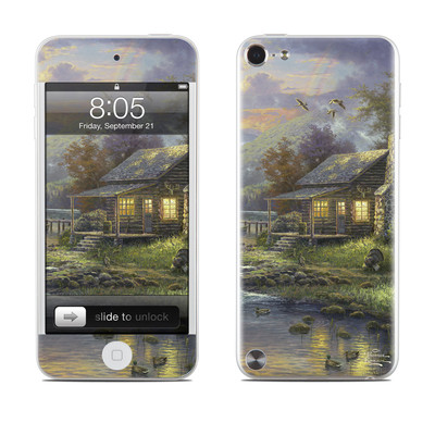 iPod Touch 5G Skin - Natures Paradise