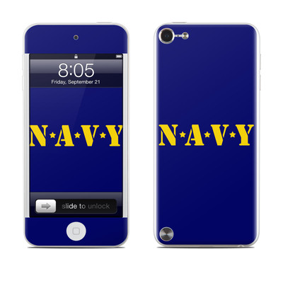 iPod Touch 5G Skin - Navy