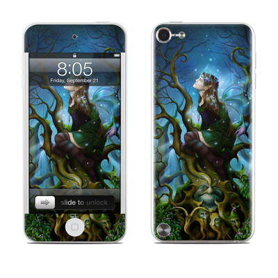 iPod Touch 5G Skin - Nightshade Fairy