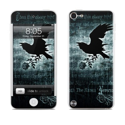 iPod Touch 5G Skin - Nevermore