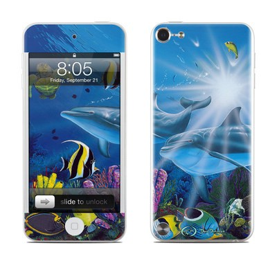 iPod Touch 5G Skin - Ocean Friends