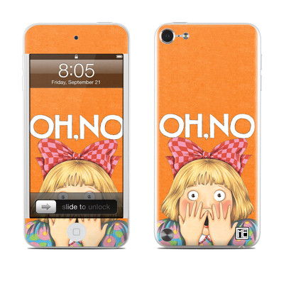 iPod Touch 5G Skin - Oh No