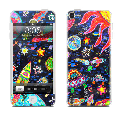 iPod Touch 5G Skin - Out to Space