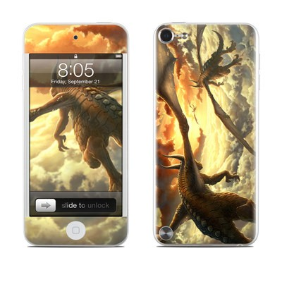 iPod Touch 5G Skin - Over the Clouds