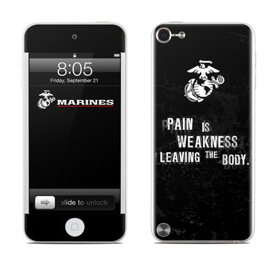 iPod Touch 5G Skin - Pain