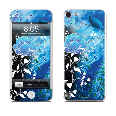 iPod Touch 5G Skin - Peacock Sky