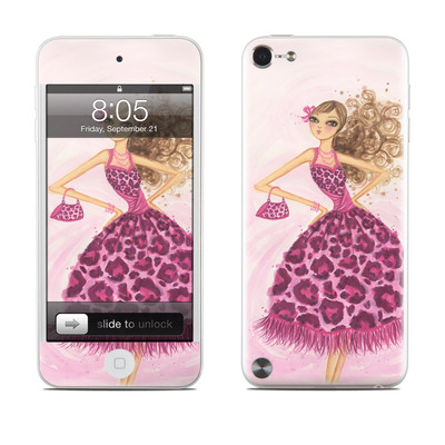 iPod Touch 5G Skin - Perfectly Pink