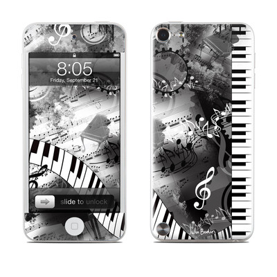 iPod Touch 5G Skin - Piano Pizazz