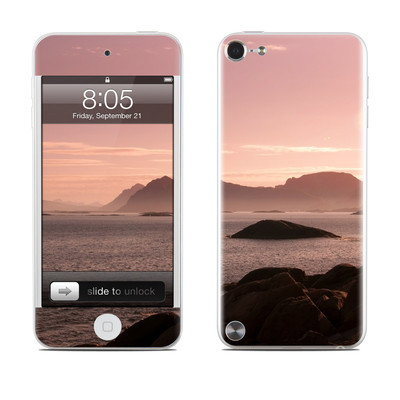 iPod Touch 5G Skin - Pink Sea