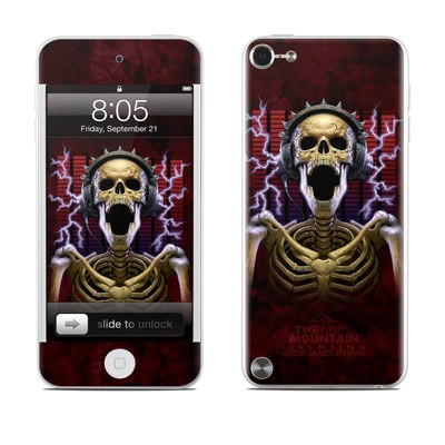 iPod Touch 5G Skin - Play Loud