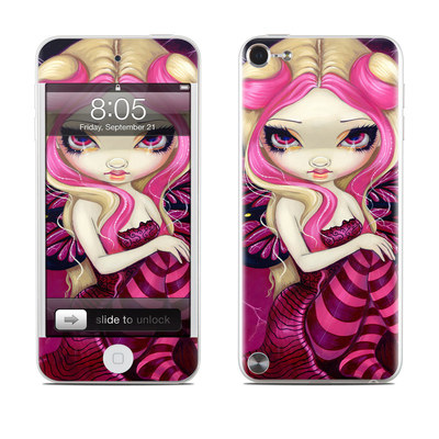 iPod Touch 5G Skin - Pink Lightning