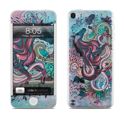 iPod Touch 5G Skin - Poetry in Motion