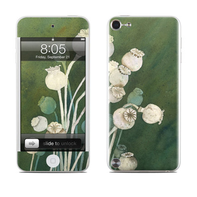 iPod Touch 5G Skin - Poppy Pods