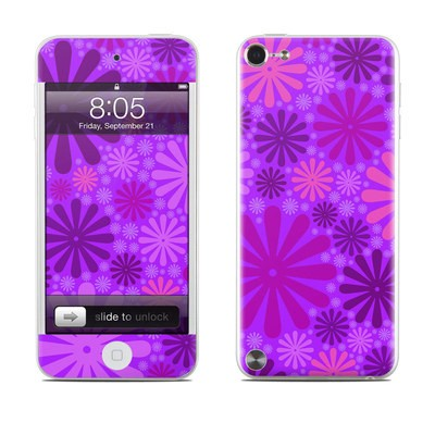 iPod Touch 5G Skin - Purple Punch